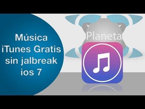 Música ITunes Gratis sin jailbreak IOS 7 - 7.1   Actualizado 2014