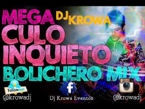 VERANO 2016 ★ BOLICHERO MIX ► SET Reggaeton Y Cumbia ★ MEGA CULO INQUIETO | DJ KROWA