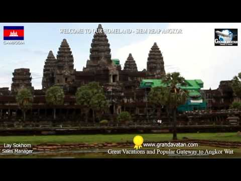 Angkor Travel (1080HD) 2013 - Best of The Best Angkor Wat Temple (Part I) in Siem Reap, Cambodia