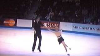 2005 Anabelle Langlois - Cody Hay SKATE CANADA LP Canada