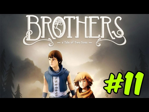 MUTSUZ SON!! | Brothers - A Tale of Two Sons #11 [FİNAL]