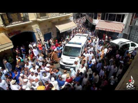 جنازة العلامة المحدّث سيدي عبد الله التليدي