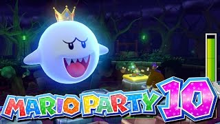 Mario Party 10 - MINI GAMES [Wii U Gameplay]