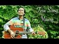 Tere Sang Yaara Cover | Tere Sang Yaara - Shukran Allah Acoustic Mashup | Rustom