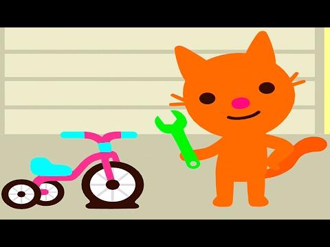 Sago Mini Toolbox - Занимательная история для детей про мастерскую Саго Мини Мастерская