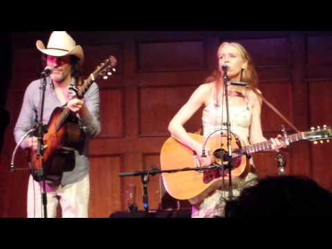 Gillian Welch - opening tune  (Back in time)