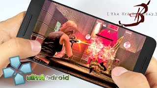 JUEGO SHOOTER Parasite Eve The 3rd Birthday PPSSPP Android + Configuraciones 2016