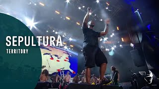 SEPULTURA  - Territory (Metal Veins – Alive At Rock In Rio)