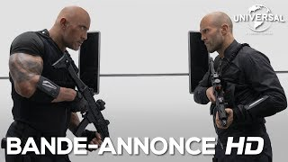 FAST & FURIOUS : Hobbs & Shaw - Bande Annonce #2 VOST