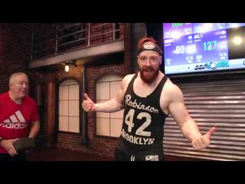 Sheamus and Finlay Try DDPY