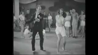 Rita Hayworth Fred Astaire - fantastic tap dance.wmv