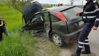 Accident la Letcani