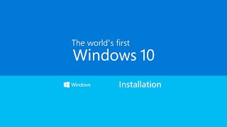 How To Install Windows 10 From USB or CD Bangla tutorial 2016