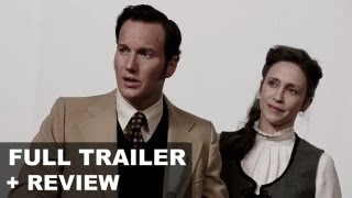 The Conjuring Official Trailer 2 2013 + Trailer Review - James Wan, Patrick Wilson : HD PLUS