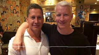 Anderson Cooper Reflects on his Personal Motivation to Visit War Zones