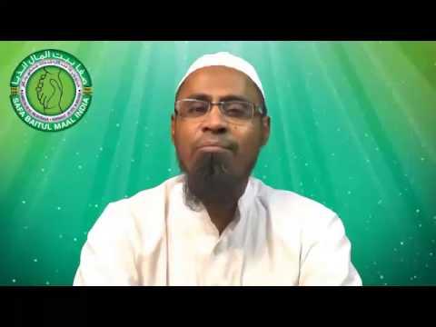 Walidain Ko Gali Dene Wala Maloon Hai, Safa Daily Messages, Rashadi Bayanat video