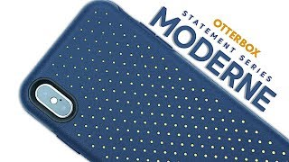OtterBox Statement Series MODERNE Case | iPhone XS Max