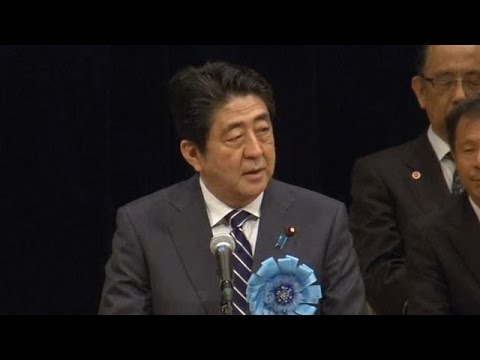 Japan PM slams North Korea ballistic missile engine test