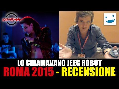 Watch Lo chiamavano Jeeg Robot (2015) Online Free Putlocker