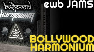 Jam session with Bollywood Harmonium