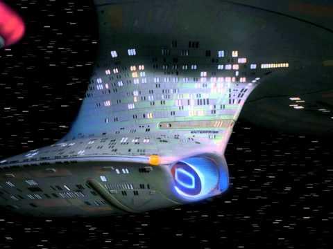 Star Trek: The Next Generation Intro HD