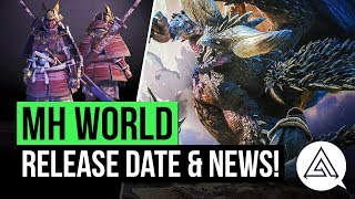 Download Monster Hunter World | Release Date, Flagship Monster, New Trailer & More! 3Gp Mp4