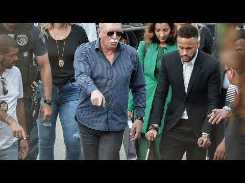 Neymar ofrece un detalle que podría ser clave en el caso