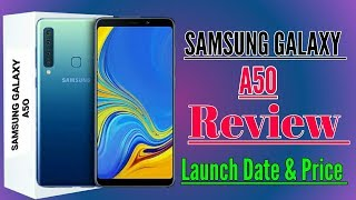Samsung galaxy A50 2019 || Samsung Galaxy A5O review || Samsung A50