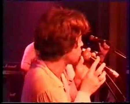 Nina Hartley Band - White Punks On Dope video