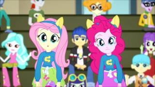 Pinkie Pie and Fluttershy - Play, yay + a blast from the past