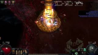 Path Of Exile - Gladiator Dual Wield Max Block(cheap) Esh kill