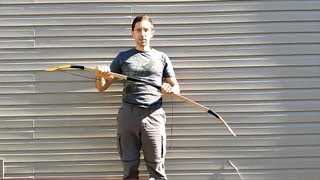"Reviewing the ""ChineseLongbow"" Magyar Bow"