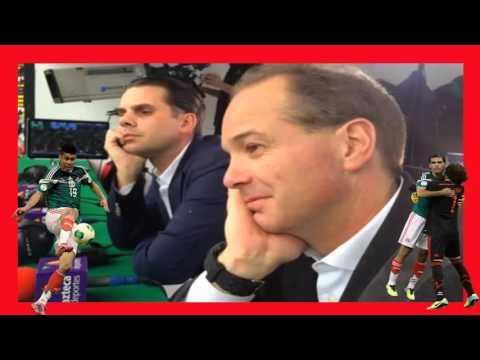 Lo mejor con Christian Martinoli Brasil VS Mexico