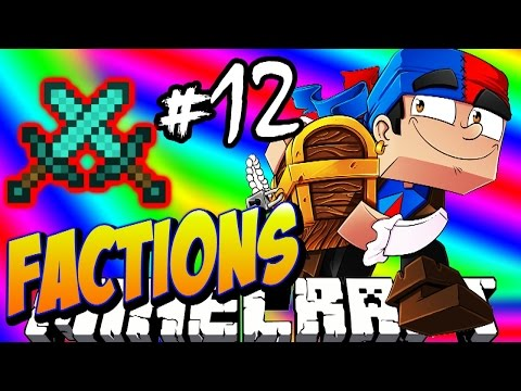 Minecraft FACTIONS #12 'ALL OUT WAR!' - Treasure Wars S1 w/ Vikkstar
