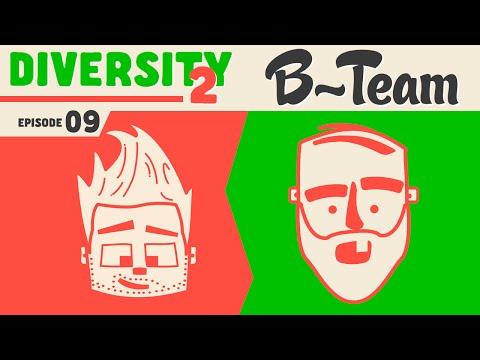 Minecraft Diversity 2 :: B-team Christmas Adventure :: E9 video