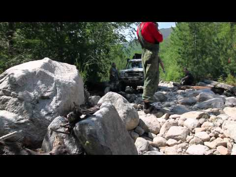На внедорожнике вокруг Байкала(полная версия ч.2)