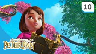 Peter Pan - Episode 10 - The Secret Garden FULL EPISODE
