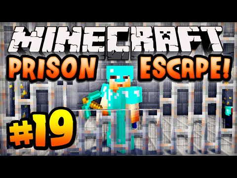 Minecraft PRISON ESCAPE - Episode #19 w/ Ali-A! -