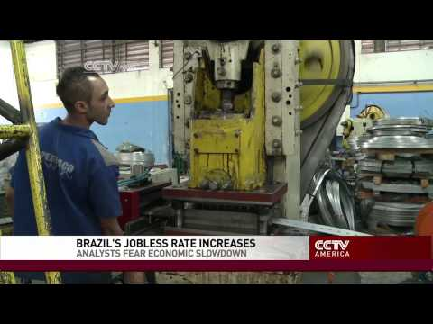 Unemployment Rate in Brazil Rose in June