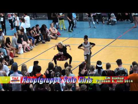 Taf Dm Hh 2014 - Hpt. Solo Girls - Saskia video