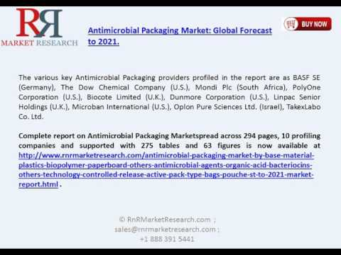 Antimicrobial Packaging Market Size Witness Healthy Growth in Asia-Pacific Region.