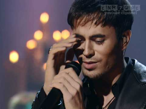 Enrique Iglesias - Hero (live 1st ever)