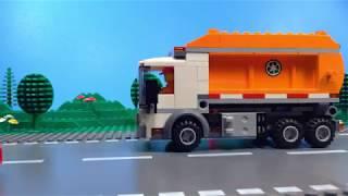 Lego City Trash Truck (BrickFilm)