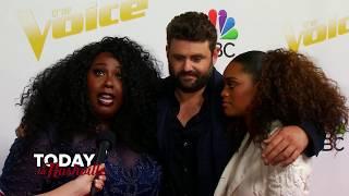 Download Lagu The Voice's Team Blake Talks Performing Together & Nashville Gratis STAFABAND