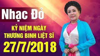 Nhạc Đỏ Cách Mạng THU HIỀN Hay Nhất 2018 | Kỷ Niệm Ngày Thương Binh Liệt Sĩ 27/7/2018