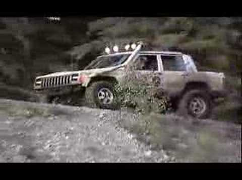 new jeep xj Video
