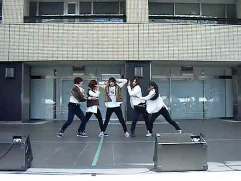shinee  sherlock dance cover