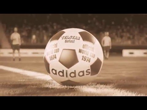 Adidas ball all years Revolution