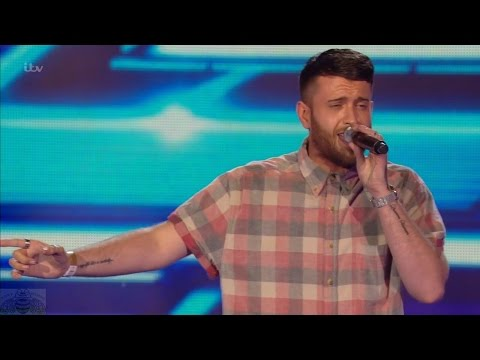 The X Factor UK 2016 6 Chair Challenge Mike Hough Full Clip S13E09
