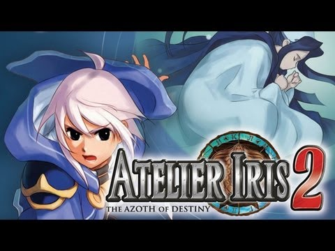 CGR Undertow - ATELIER IRIS 2: THE AZOTH OF DESTINY review for PlayStation 2